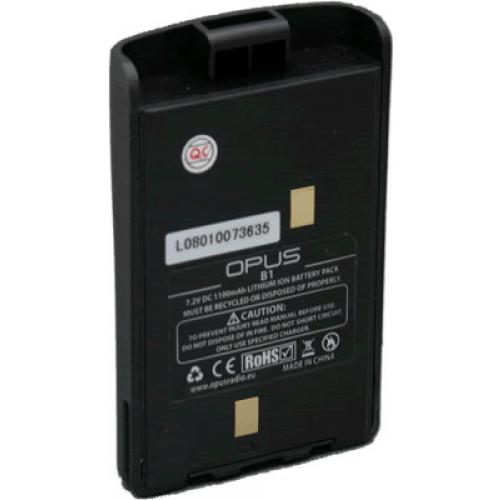Opus Li-Ion 1100mAh Battery Pack