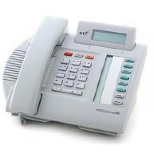 Nortel Norstar M7208N Basic Digital Keyphone - Grey