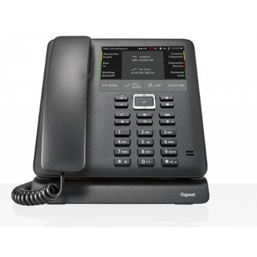 Gigaset Maxwell 4 - Professional Business Touchscreen IP Phone - New