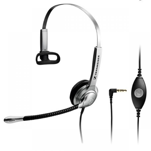 Sennheiser MB 50 Monaural Headset With 3.5mm Jack - For Mobile Phones - New
