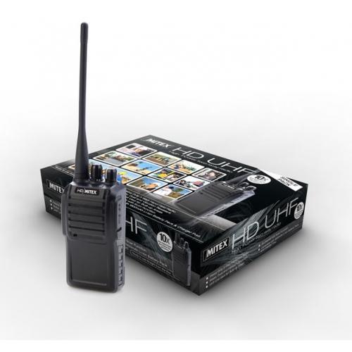 Mitex HD UHF Two Way Radio
