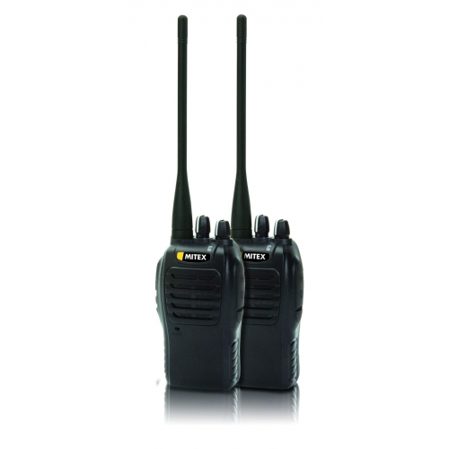 Mitex Link High Power UHF Two Way Radios - Twin Pack - New