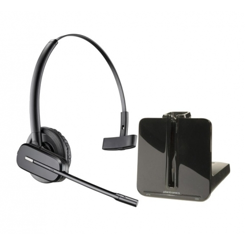 Monaural DECT Cordless Headset Compatible With Grandstream GXP2000