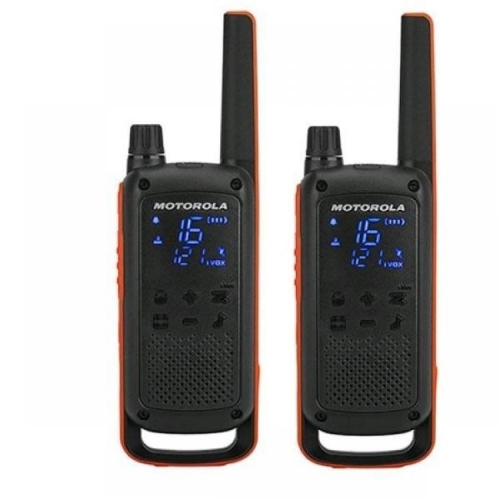 Motorola Talkabout T82 Walkie Talkies - Twin