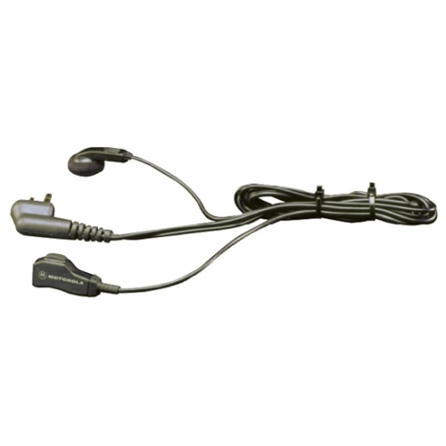 Motorola Ear Bud and Microphone with PTT for XTN radios