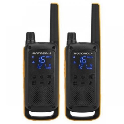Motorola Talkabout T82 Extreme Walkie Talkies - Twin Pack