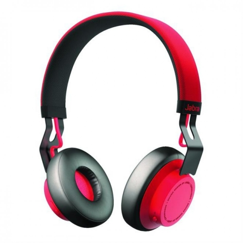 Jabra Move Wireless Bluetooth Headphones  - Red