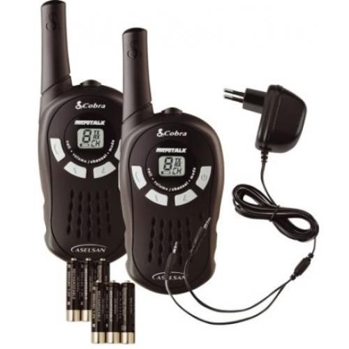 Cobra MT200 PMR446 2 Way Radio