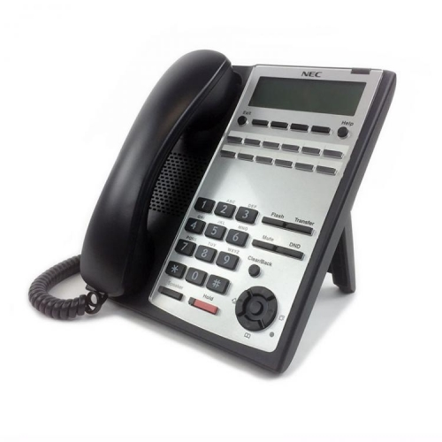 NEC SL1100 IP4WW-12TXH Telephone - Black - Refurbished