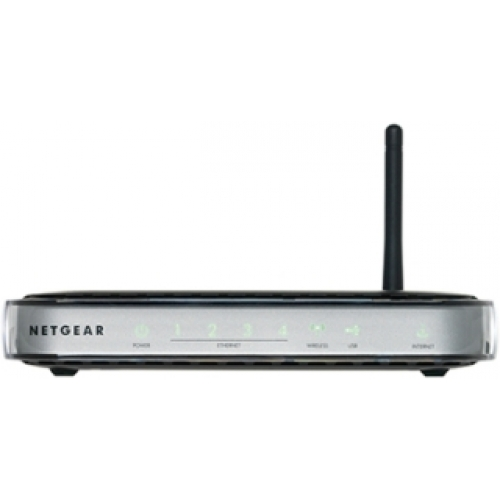 Netgear Wireless 3G Broadband Routers MBR624GU
