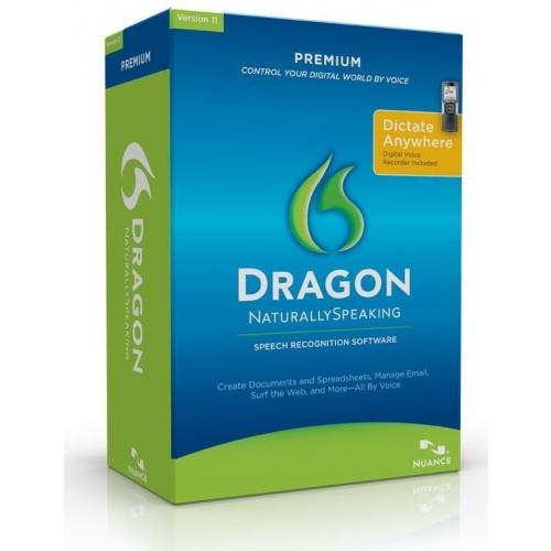 Nuance Dragon 11.5 Premium Mobile