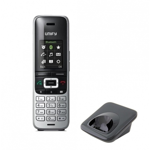 Unify Openscape DECT Phone S5 With Charging Cradle and PSU
