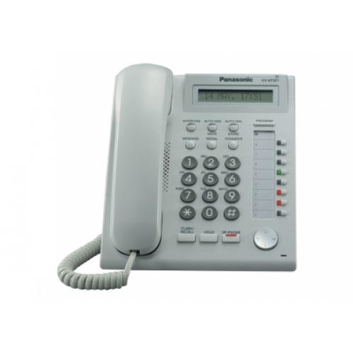 Panasonic KX-NT321 IP Proprietary Handset - White