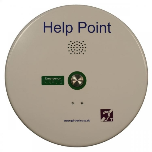 GAI-Tronics PHP400 Help Point 1 Button - SIP - New