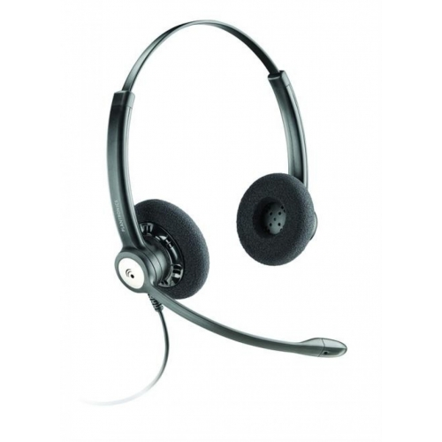 Plantronics Entera HW121N-M Binaural USB Headset