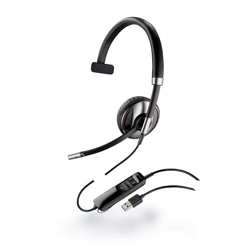 Plantronics Blackwire C710-M Monaural USB Bluetooth Headset