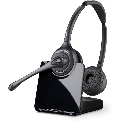 Plantronics CS520 Binaural DECT Cordless Headset