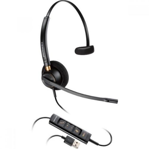 Plantronics PLX Encore Pro HW515 USB Mono Headset