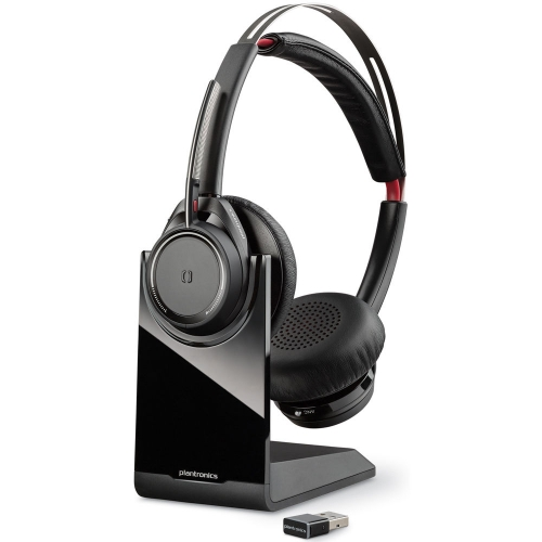 Plantronics Voyager Focus UC B825 Noise Cancelling Headset Without Stand