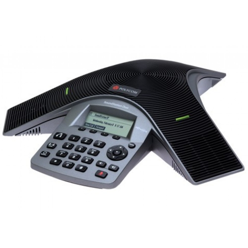 Polycom Soundstation Duo - Dual Mode Analog and IP Audio Conference Phone