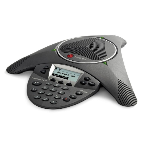 Polycom IP6000 SIP Audio Conference Phone (No PSU)