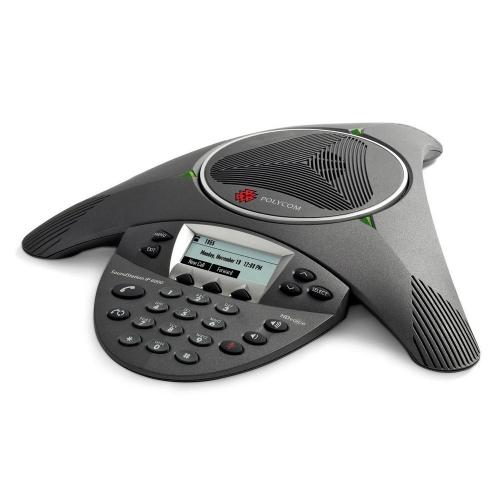 Polycom  Soundstation IP6000 SIP Conference Phone (Inc PSU)