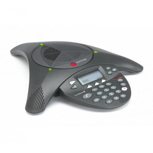 Polycom SoundStation 2 Avaya 2490 Audio Conferencing Phone - A Grade