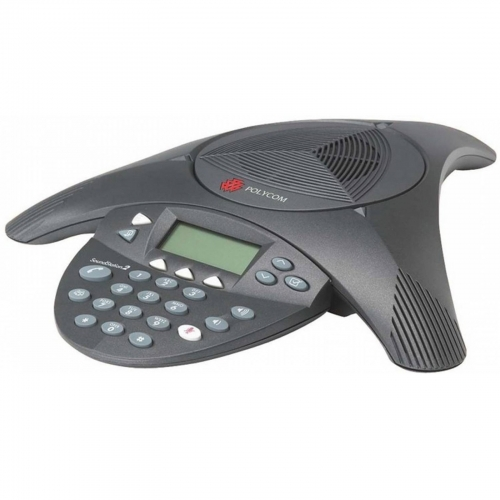Polycom Soundstation 2 Standard LCD Audio Conferencing Phone