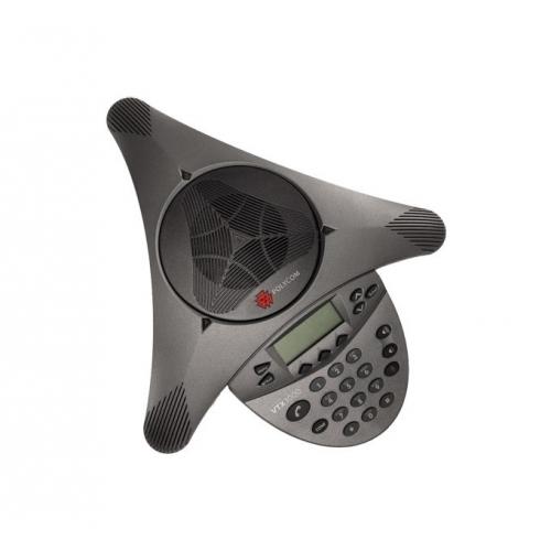 Polycom Soundstation VTX1000 HD Voice Audio Conferencing Phone