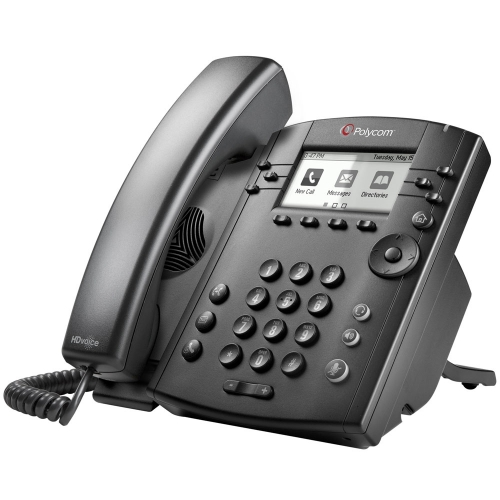 Polycom VVX300 HD Voice Phone - No PSU
