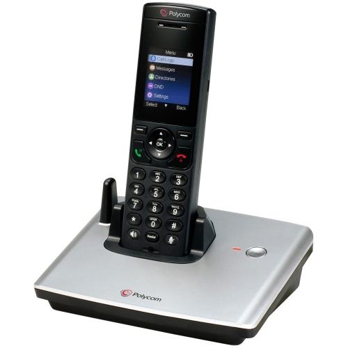 Polycom VVX D60 SIP Wireless Handset