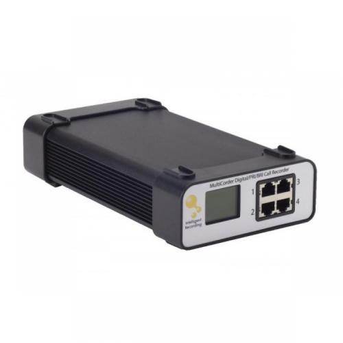 Intelligent Recording MultiCorder PRI/T1 Call Recorder - New