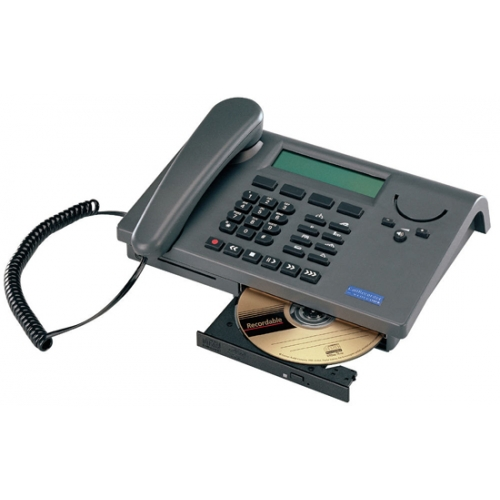 Retell 175 - Phone with built-in CD writer