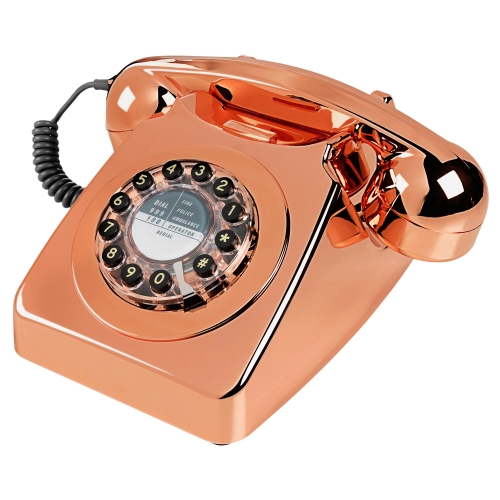 Wild & Wolf 746 Retro 1960's Telephone