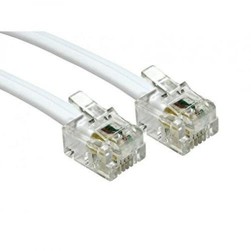 RJ11 - RJ11 3m Lead (4 Wire)