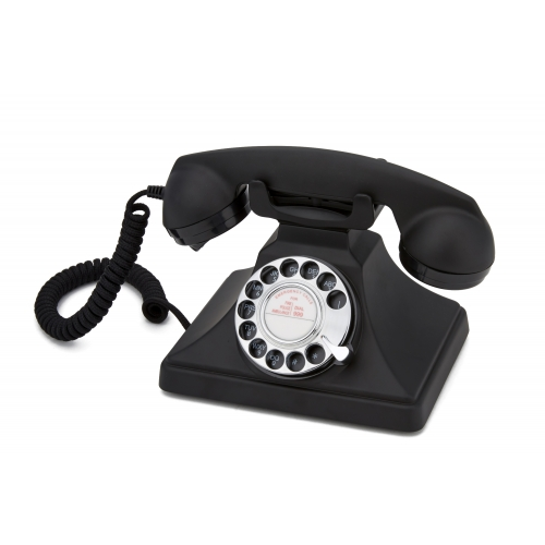 GPO 200 Classic Rotary Dial Retro Telephone