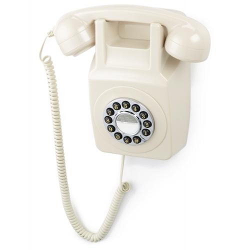 GPO 746 Wallphone - Ivory