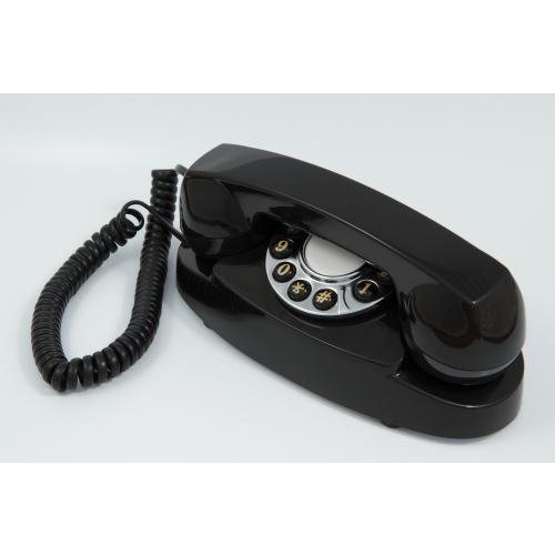 GPO 1959 Audrey Telephone - Black