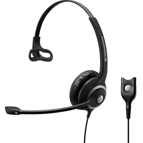 Sennheiser SC 238 Monaural Narrowband Quick Disconnect Headset - New