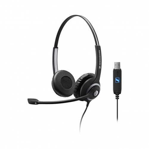 Sennheiser SC 260 Binaural Noise Cancelling USB Headset