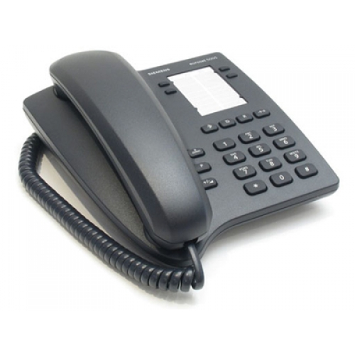 Siemens Euroset 5005 Analogue Handset - Black