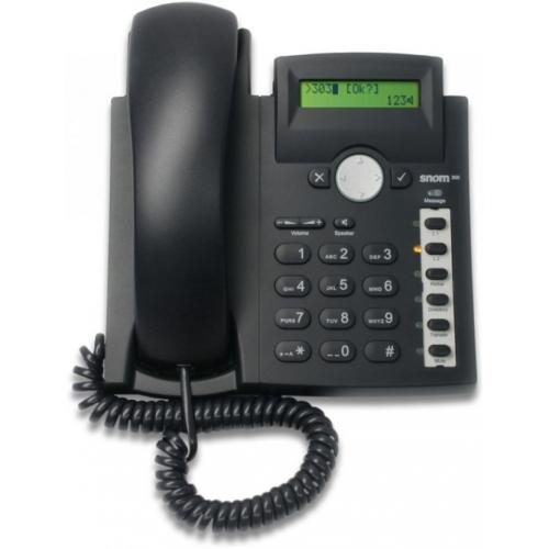 Snom 300 SIP IP Telephone with PoE - Refurbished