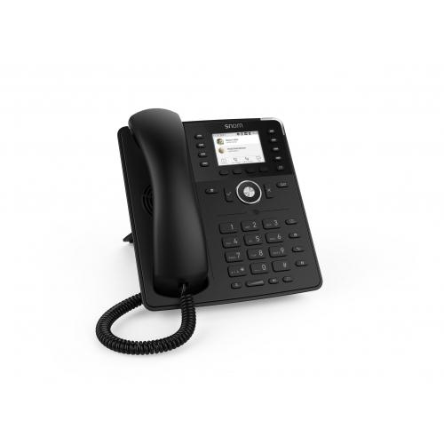 Snom D735 IP Desk Phone - Black - (No PSU) - New
