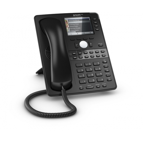 Snom D765 VoIP Desktop Phone - New