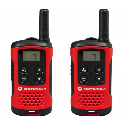 Motorola TLKR T40 Two Way Radios