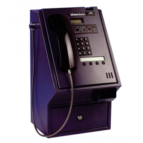 Solitaire 6000 HS IP Payphone