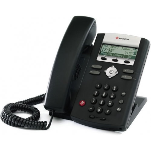 Polycom SoundPoint IP 321 VoIP phone