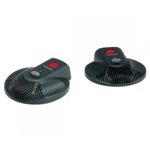 Polycom SoundStation 2 EX Microphones