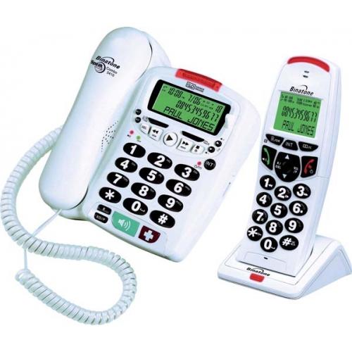 Binatone Speakeasy Combo 3410 DECT Answering Machine
