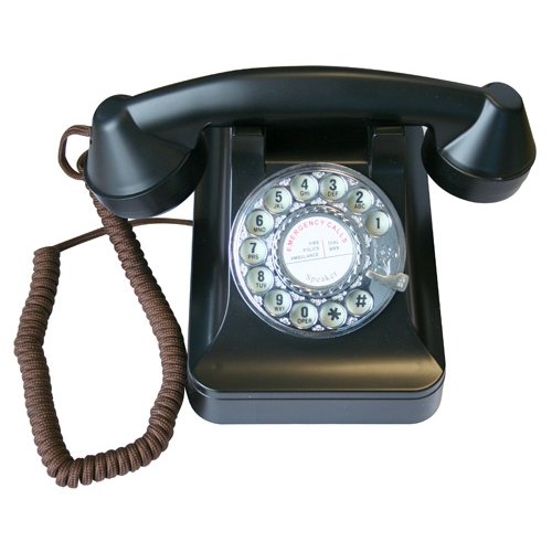 Steepletone Period Style Rotary Dial Telephone